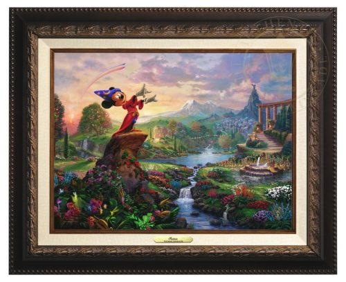 Fantasia - Canvas Classic (Aged Bronze Frame)