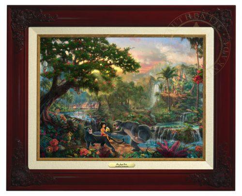 Jungle Book, The - Canvas Classic (Brandy Frame)