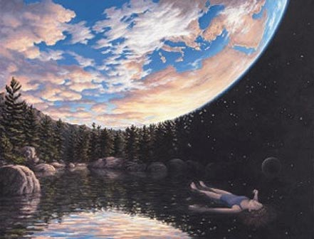 Rob Gonsalves Fine Art at Village Gallery, an Orange County Southern California Fine Art Gallery