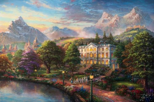 Sound of Music - Limited Edition Art