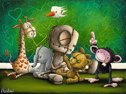 fabio napoleoni best friends forever