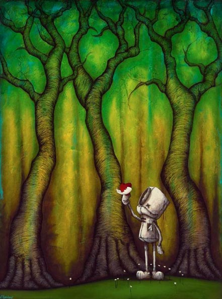 fabion napoleoni hope has a way of always finding me