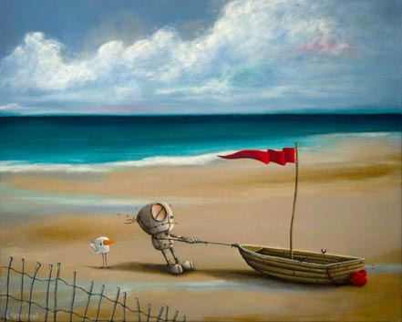 fabio napoleoni somewhere beyond the sea