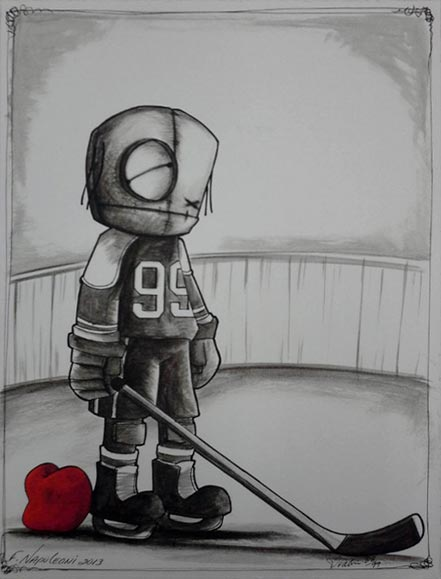 fabio napoleoni the great one
