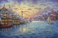 robert finale sunset on the bay san francisco