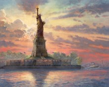 Dedicated to Liberty - Limited Edition Art