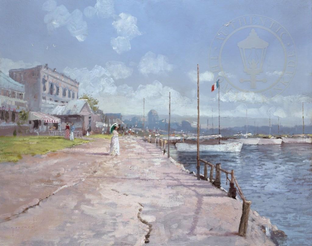 Along the Coast - Limited Edition Art