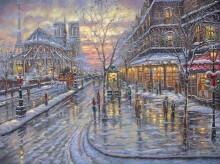 robert finale christmas in paris