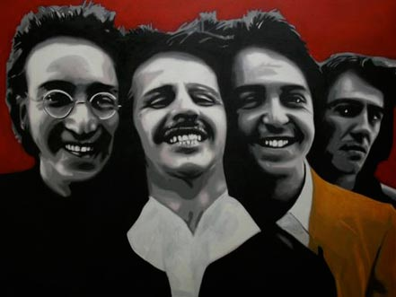 marco toro beatles smiles