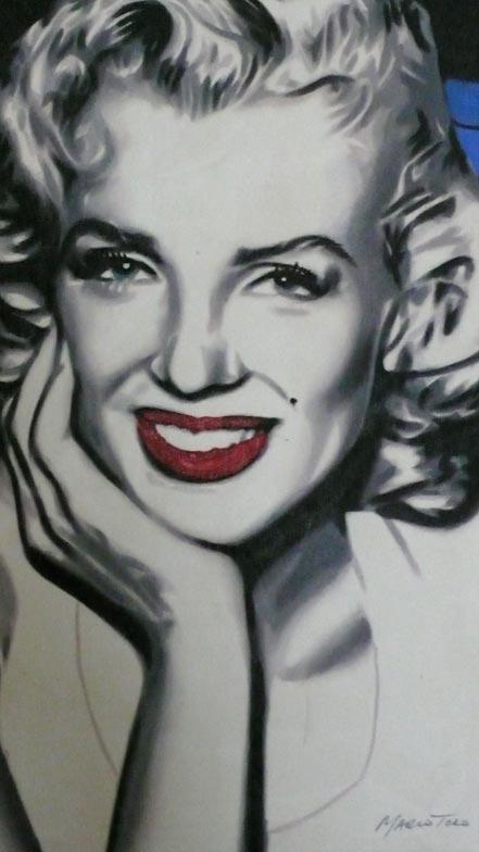 marco toro marilyn smile