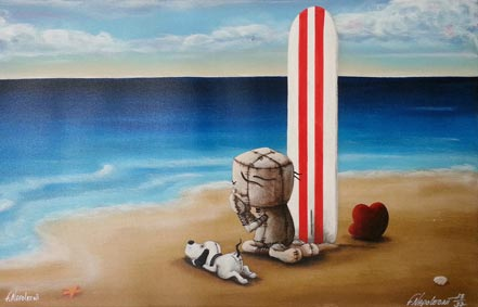 fabio napoleoni i'm at your mercy