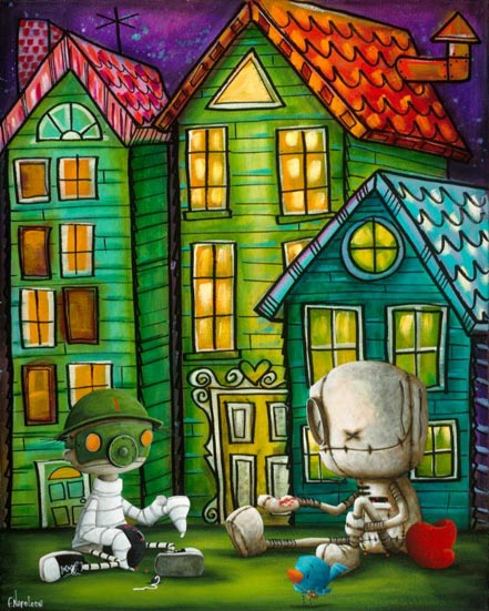 fabio napoleoni in case of emergency