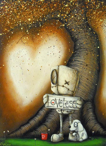 fabio napoleoni in need of affection
