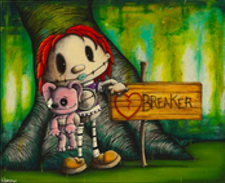fabio napoleoni just a fair warning