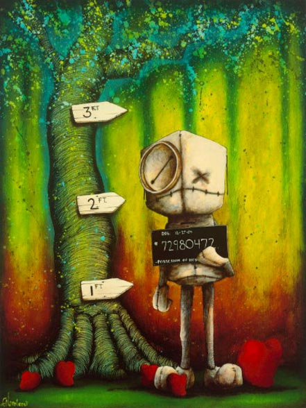 fabio napoleoni possession of hope
