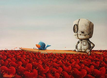 fabio napoleoni the right one will come along