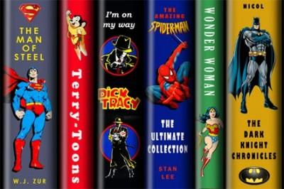 j scott nicol comic heroes
