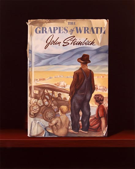 j scott nicol grapes of wrath