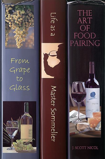 j scott nicol grapes to glass