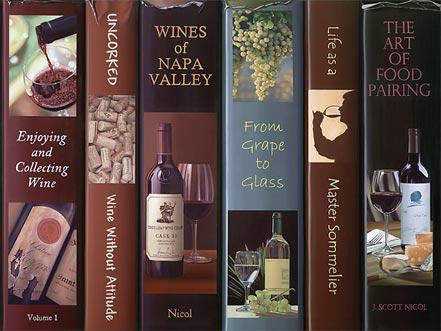 j scott nicol the art of wine