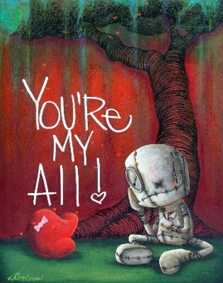 fabio napoleoni my treasure