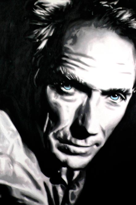 marco toro clint eastwood blue eyes