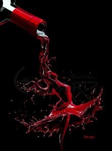 michael godard wine dance