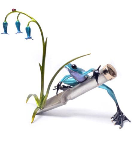 frogman bluebell