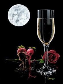 michael godard sparkling romance