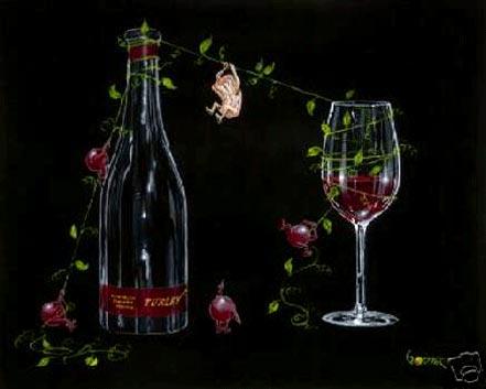 michael godard turley wine