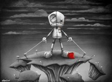 fabio napoleoni be strong and hold on