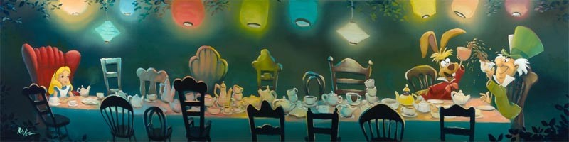 rob kaz a mad tea party