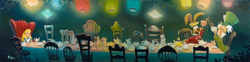 rob kaz a mad tea party