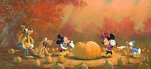 rob kaz picking the perfect pumpkin