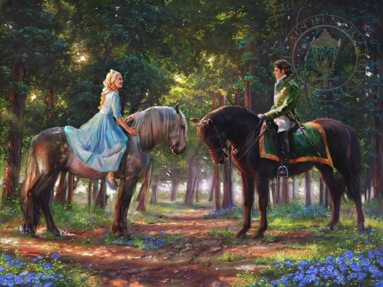 Romance Awakens - Limited Edition Art