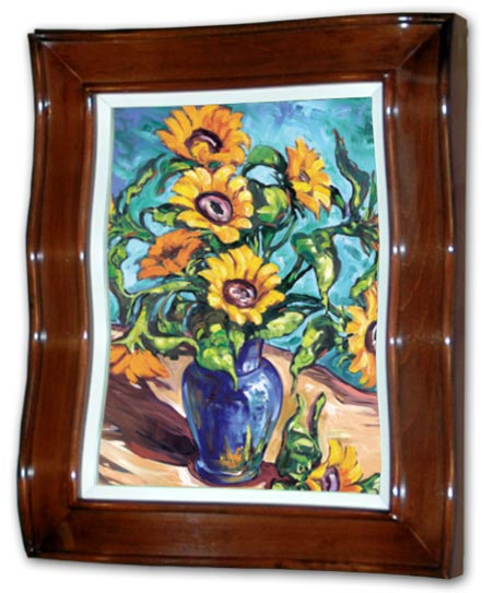 steve barton sunflower