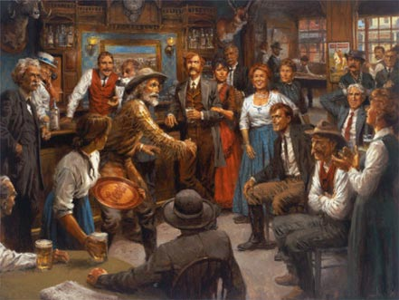 andy thomas tales of the old west