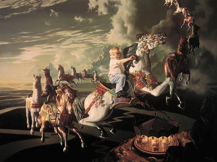 bob byerley evening ride