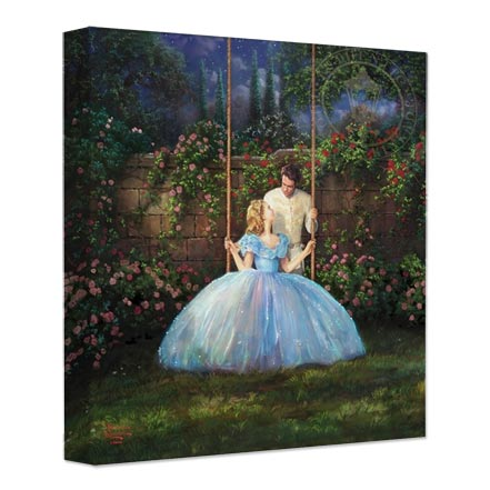 "Dreams Come True- 14"" x 14″ Gallery Wrapped Canvas"