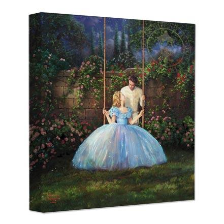 "Dreams Come True- 14"" x 14″ Gallery Wrapped Canvas"
