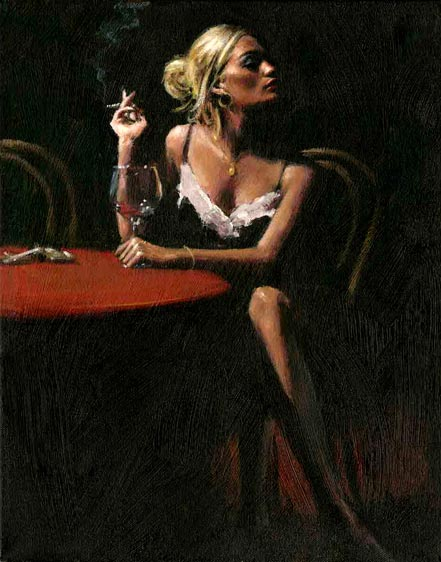 fabian perez english rose