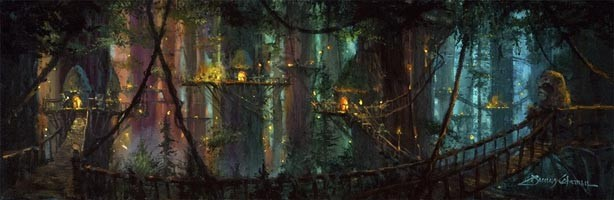 james coleman ewok village