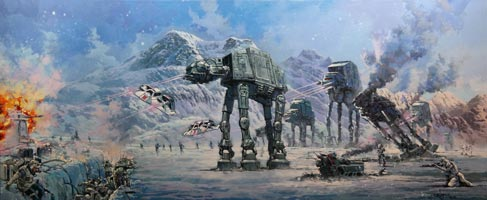 rodel gonzalez battle of planet hoth