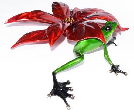 frogman poinsettia