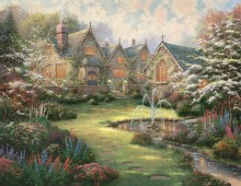 Garden Manor - Limited Edition Art