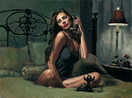 fabian perez black phone II