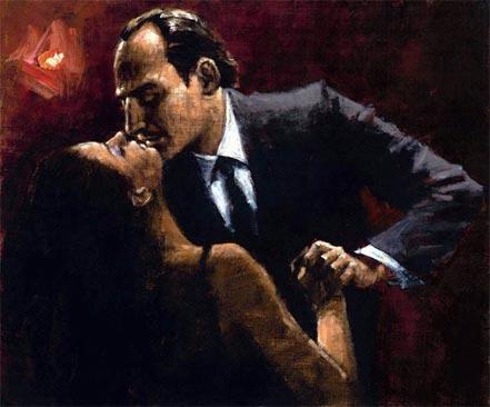 fabian perez embrace of tango