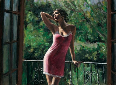 fabian perez like a cat iii