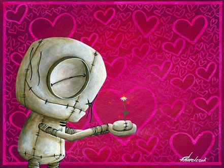 fabio napoleoni feel the love