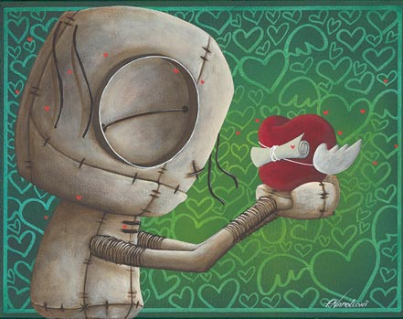 fabio napoleoni words from my heart